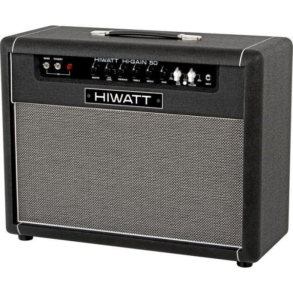 Hiwatt - [HGS-50C] Combo HI-GAIN 50W 2X12