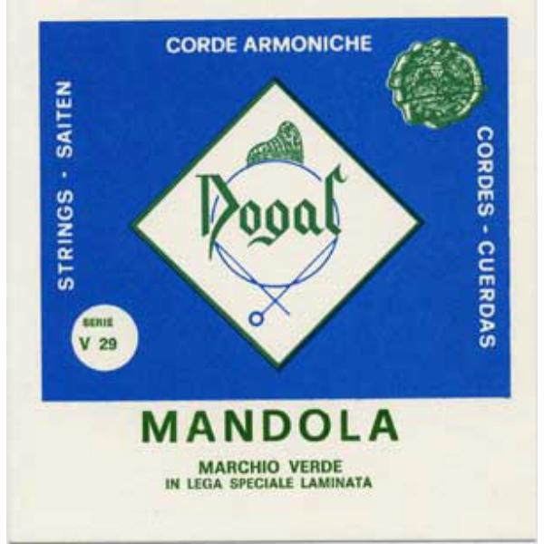 Dogal - Marchio Verde - [V291] Corde x mandola MI