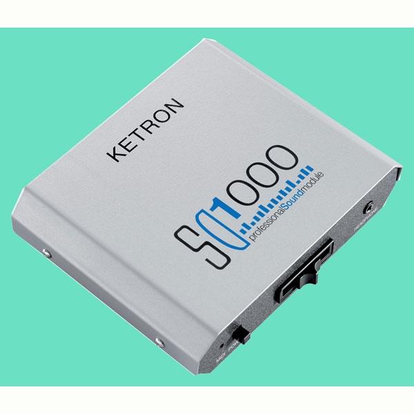 Ketron - [SD1000] Modulo sonoro