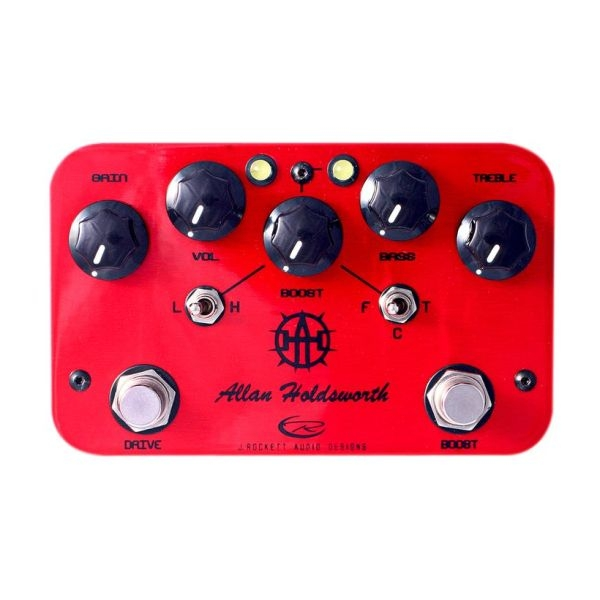 J. Rockett - Allan Holdsworth Signature Overdrive Boost