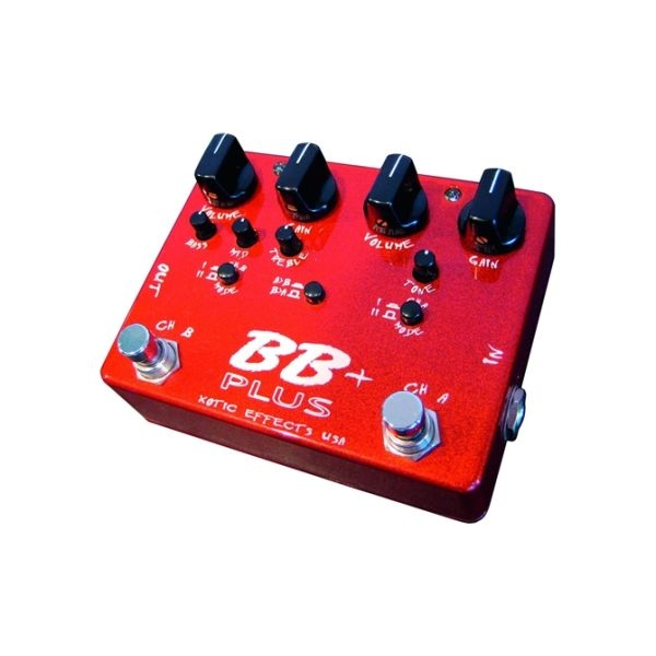 Xotic Effects - BB Plus Pre-Amp