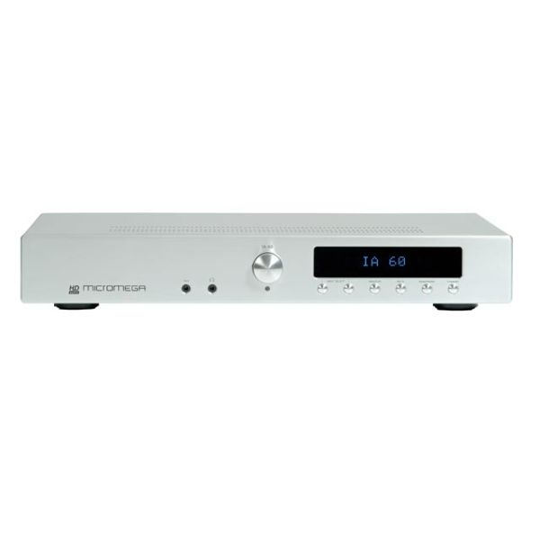 Micromega Hd Audio - [MMG0201] Amplificatore Integrato IA60R - Silver