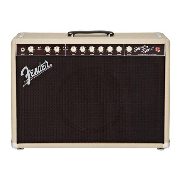 Fender - Super-Sonic - [2160106400] 22 COMBO Blonde