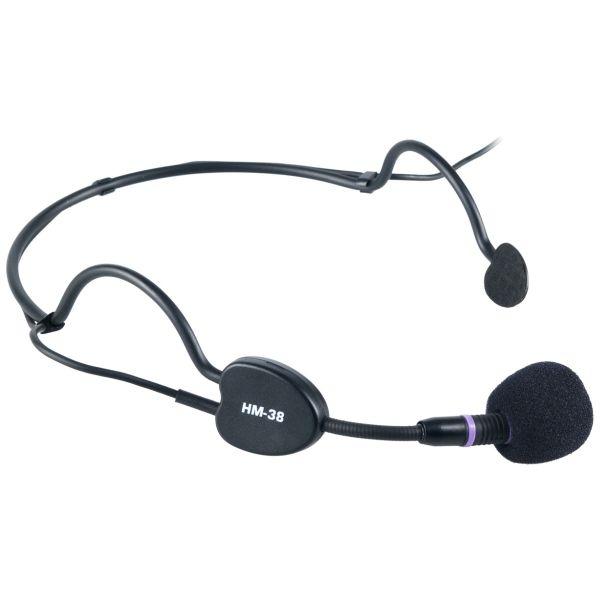 Proel - [HCM38] Microfono Headset