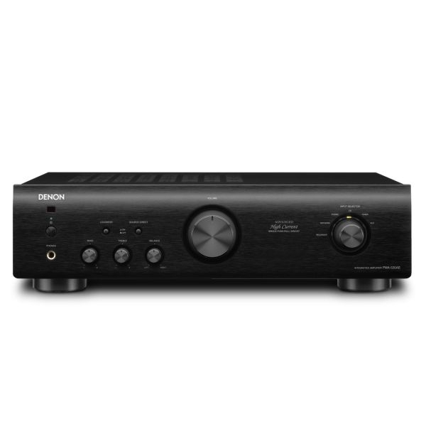 Denon - Serie PMA - [PMA 520AE] Amplificatore Integrato - Nero