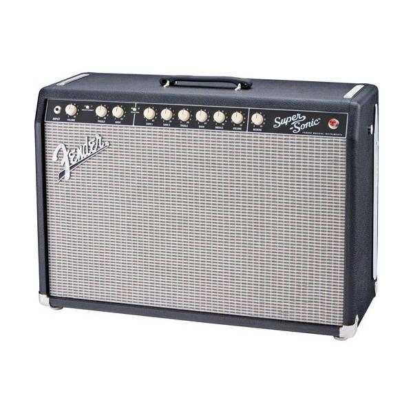 Fender - Super-Sonic - Super-Sonic 112 Amplificatore Combo per chitarra 1x12, Nero