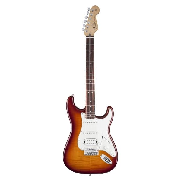 Fender - [0144710552] Standard Stratocaster HSS Plus / RW - Tobacco Sunburst