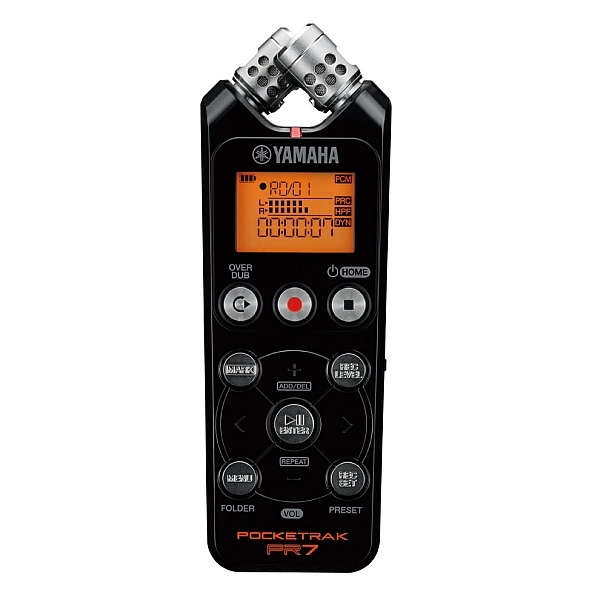 Yamaha - [POCKETRAK PR7] Mini-registratore audio digitale