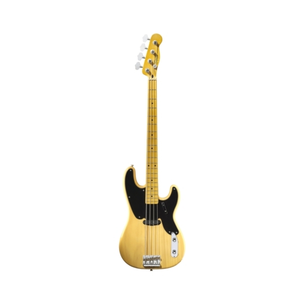 Fender - Squier Classic Vibe - [0303080550] Precision Bass 50 - Mn / B. Blonde