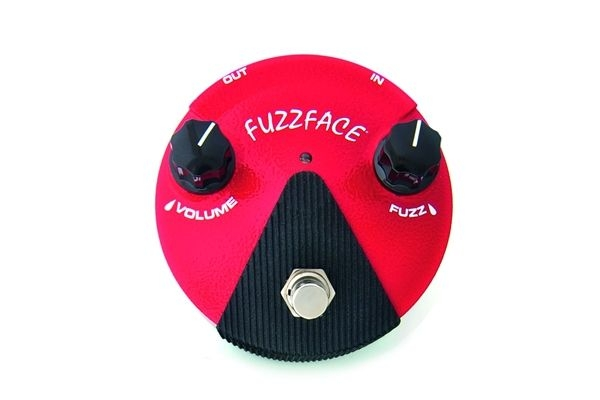 Dunlop - [FFM2] Germanium Fuzz Face