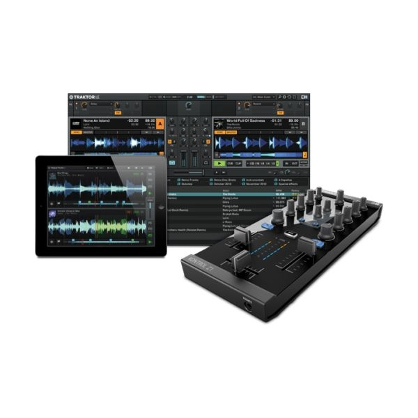 Native Instruments - Traktor - KONTROL Z1