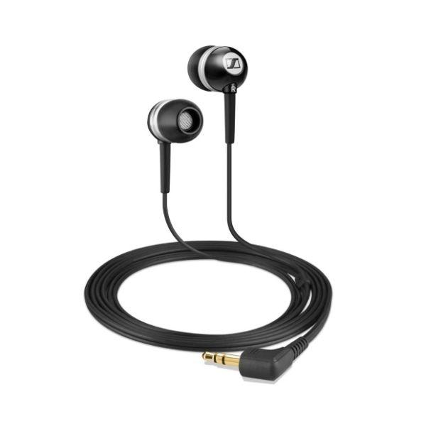 Sennheiser - [CX 300II] Microcuffia Ear Canal Precision Black