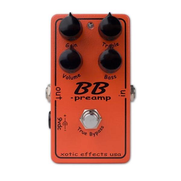 Xotic Effects - BB Preamp per chitarra elettrica