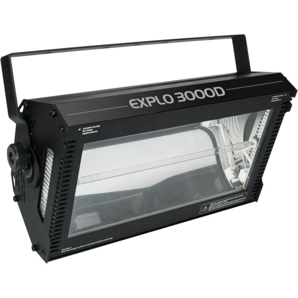 Prolights - [EXPLO3000D] Effetto strobo 3000W dmx
