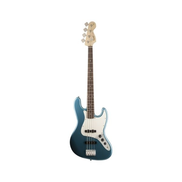 Fender - Squier Affinity - [0310760502] Jazz Bass Lake Placid Blue Rosewood