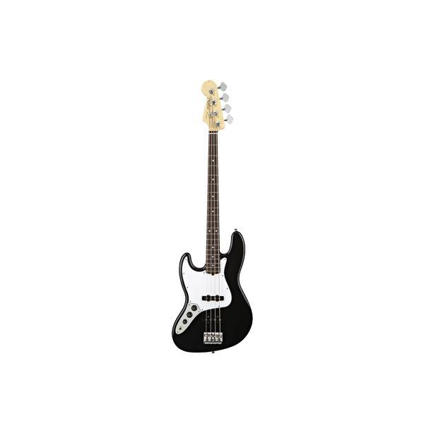 Fender - American Standard - [0190690706] Jazz Bass Mancino Black Rosewood