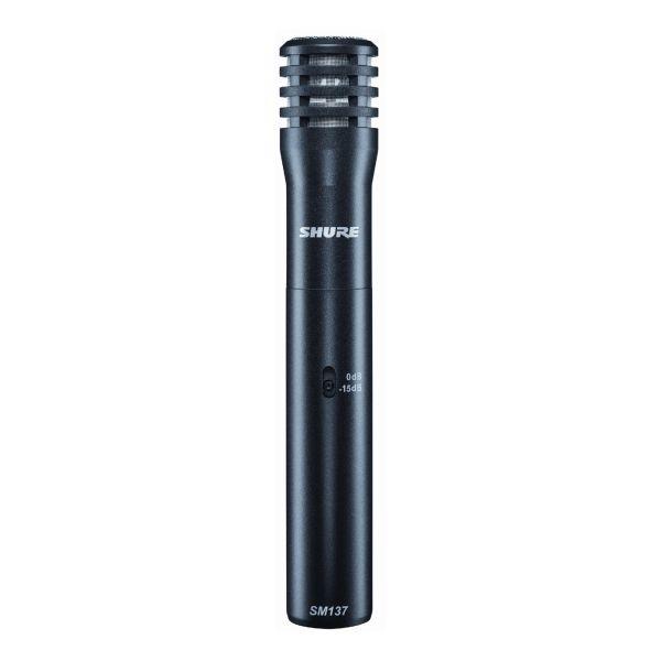 Shure - SM 137 Microfono x strumenti