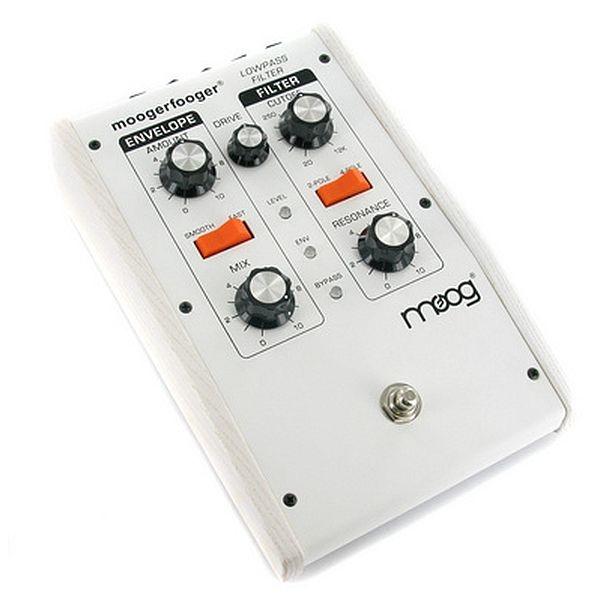 Moog - Moogerfoogers - MF-101 Filtro passa-basso White