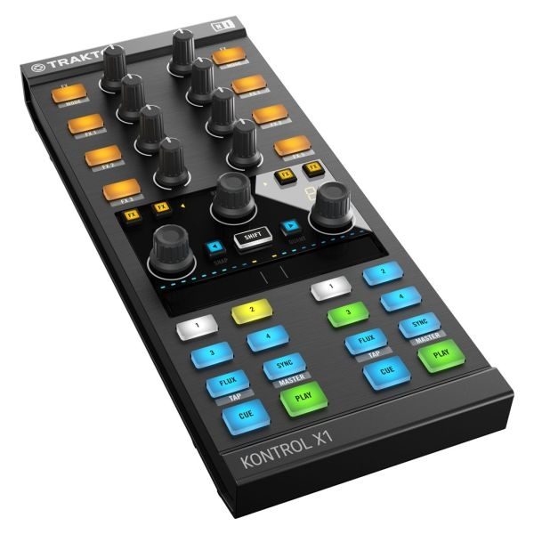 Native Instruments - Traktor - [KONTROL X1] Controller - Mark II