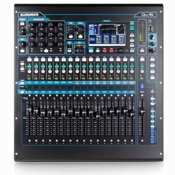 Allen & Heath - [QU-16] Mixer digitale
