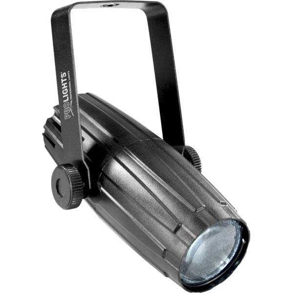 Prolights - [LEDPINSPOT] Proiettore led per sfere specchiate
