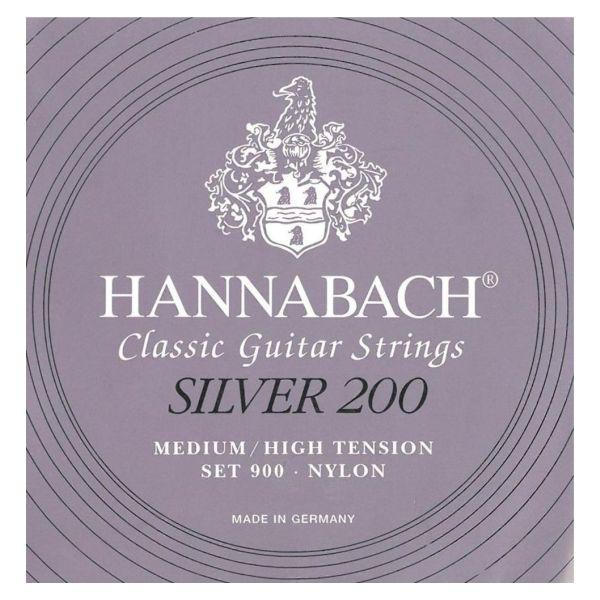 Hannabach - [E9007 MHT] Set Corde Basse IV-V-VI° Corda