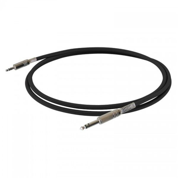 Bespeco - Eagle - [EIG300] Cavo 6,3 mm - 3,5 mm Jack Stereo