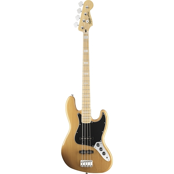 Fender - Squier Vintage Modified - [0307702520] Jazz Bass '77 Amber Maple