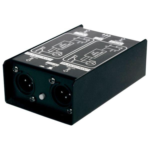 SM Pro Audio - [DJDI] Dj Box a 2 Canali