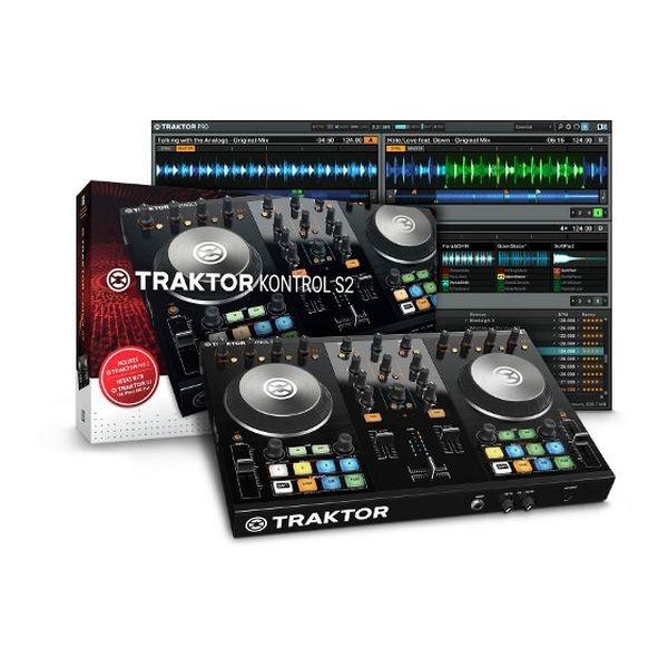 Native Instruments - Traktor - [KONTROL S2 ] Dj Controller S2 - MK2