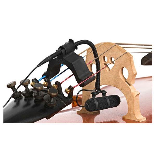 Dpa - d:vote - [DV4099C] Microfono a clip per violoncello