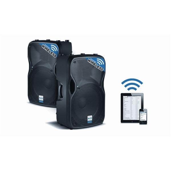 Alto - [TRUESONIC TS112W ] Diffusore amplificato wireless