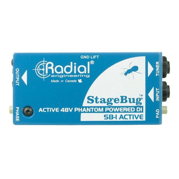 Radial - [SB-1] Di Box Acoustic attiva