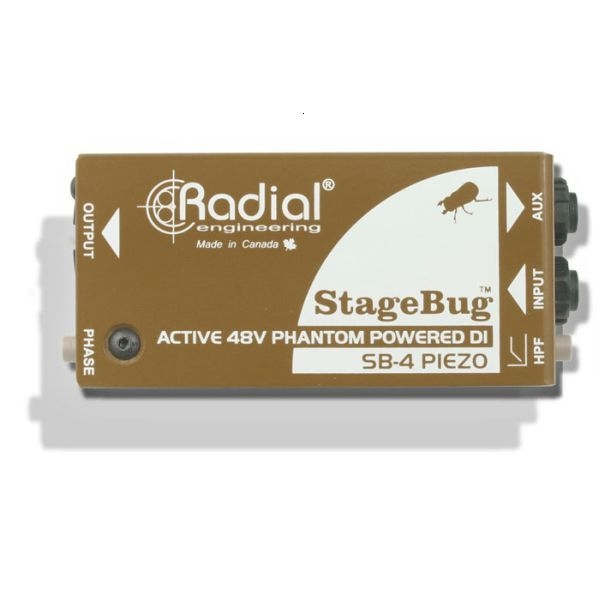 Radial - [SB-4] Stage Bug Piezo
