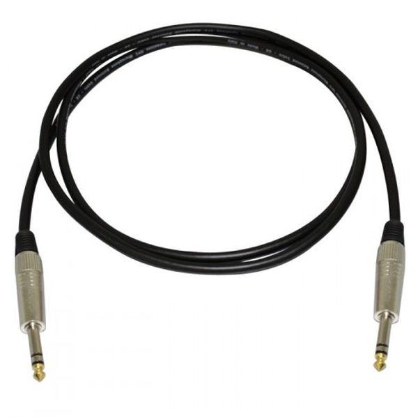 Bespeco - Easy - [XCS50] Cavo per Strumenti Stereo MT 0,50
