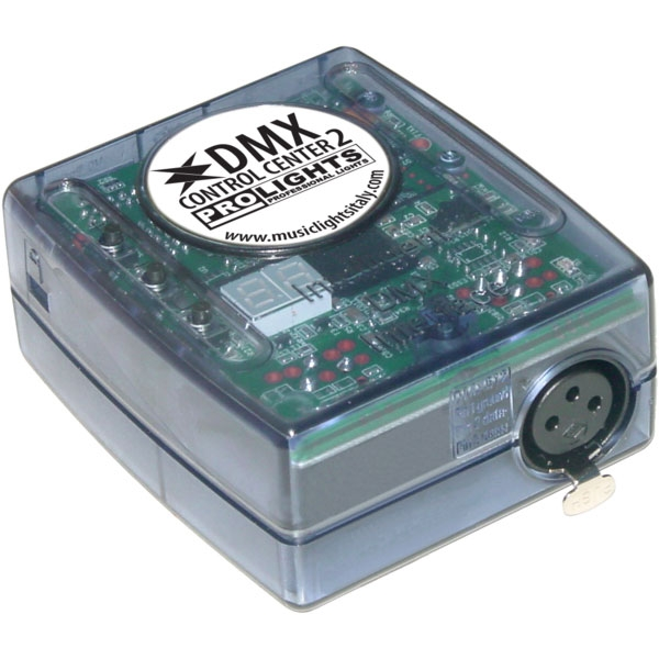 Prolights - [DC2064] Interfaccia USB/DMX 128 canali