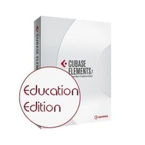 Steinberg - CUBASE ELEMENTS 7 - Pc & Mac