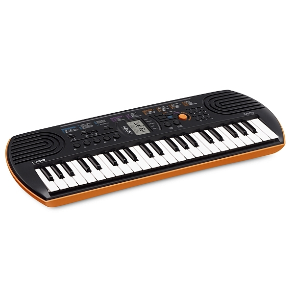 Casio - SA76 Tastiera 44 tasti