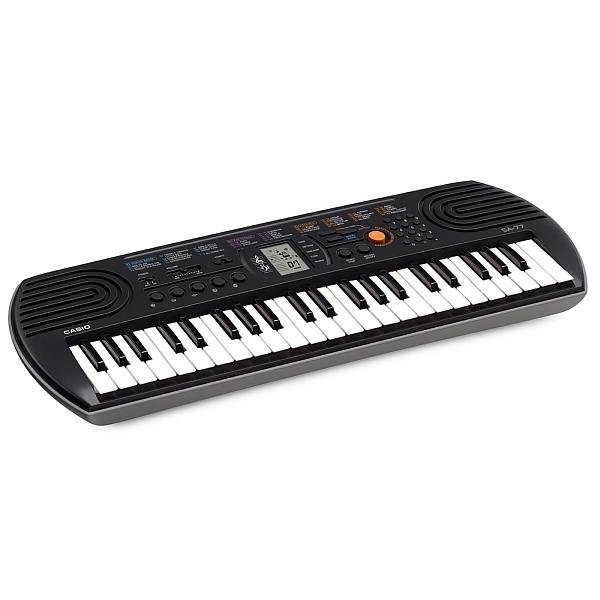 Casio - SA77 Tastiera 44 tasti