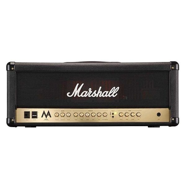 Marshall - [MA50H]Ma Series Testata 50w valvolare
