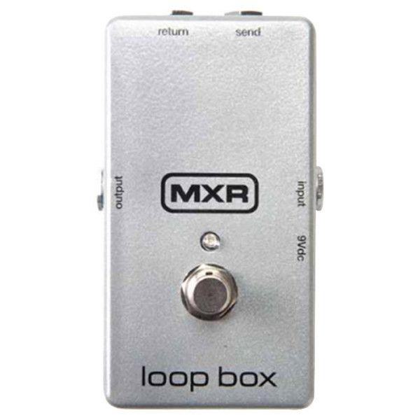 Dunlop - [M197] MXR Loop Box