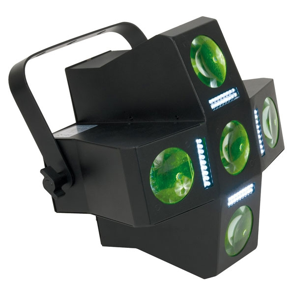 American DJ - [FUN FACTOR LED] Proiettore moonflower a led