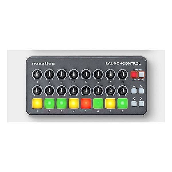 Novation - [LAUNCH CONTROL] Controller x Launchpad