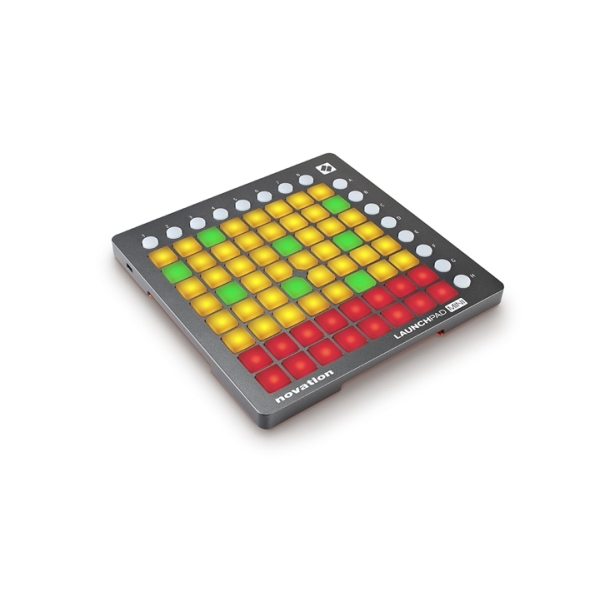 Novation - LAUNCHPAD MINI - Controller x Ableton  Live