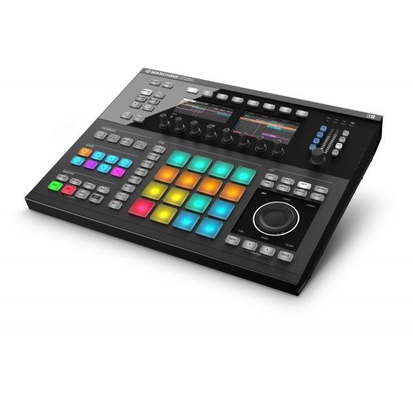 Native Instruments - [MASCHINE STUDIO] Sistema Produzione Musicale - Black