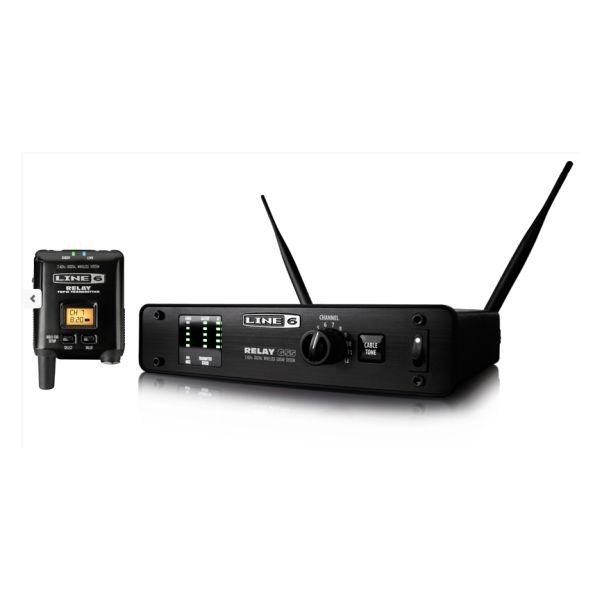 Line6 - [RELAYG55] Digital Wireless 24 Bit Guitar System