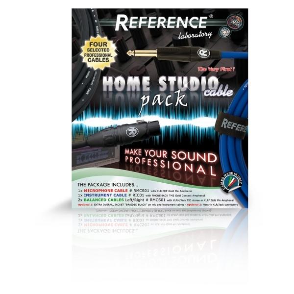 Reference - [KIT#1] Home Studio Kit #1 pack - set cavi