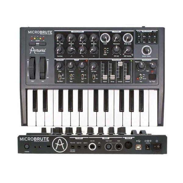 Arturia - [MICROBRUTE] Sintetizzatore monofonico