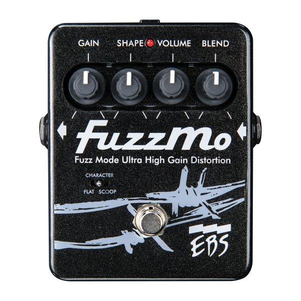 Ebs - [FuzzMo] Pedale Fuzz x chitarra