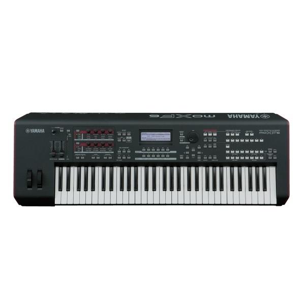 Yamaha - [MOXF6] Sintetizzatore Moxf6 - 61 tasti semi-pesati